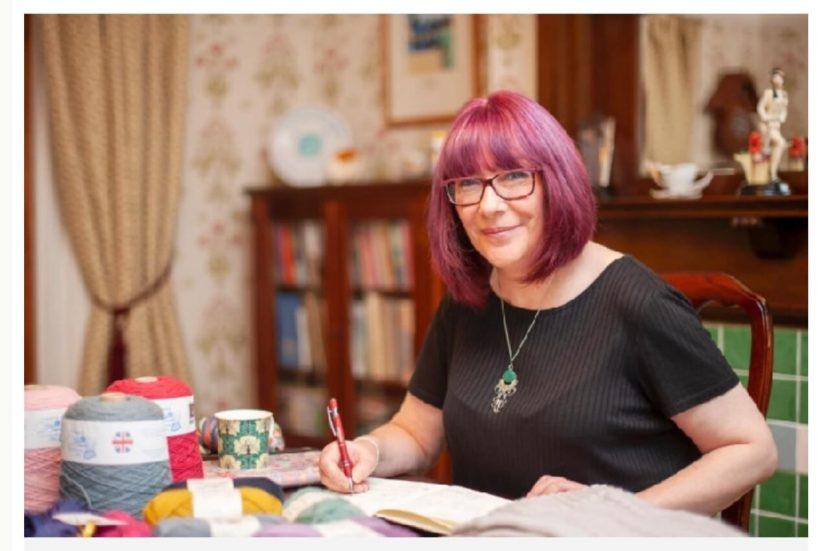 westcliffe knitting Paula Chew